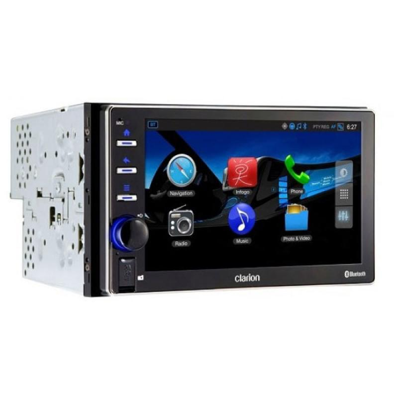 Clarion AX-1 Android Double Din Headunit