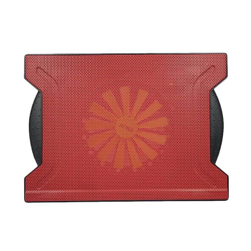 XCOOL XCP-288 Cooling Pad - Merah