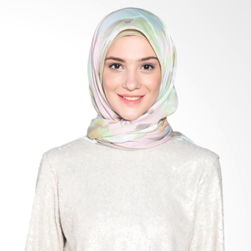 Ria Miranda Foal Hijab - Green