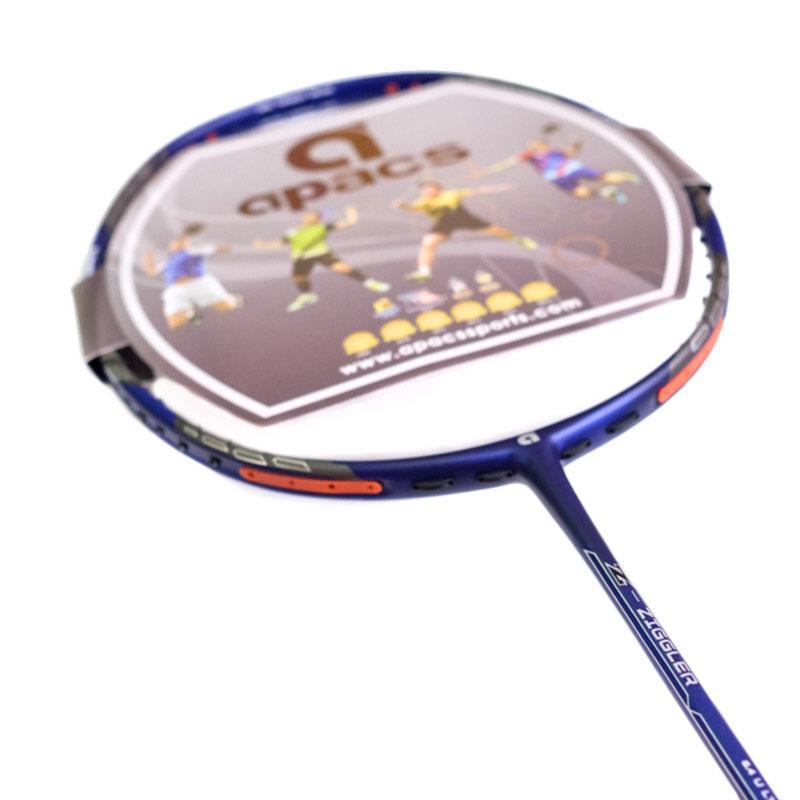 Apacs New Z Ziggler Raket Badminton - Navy Blue