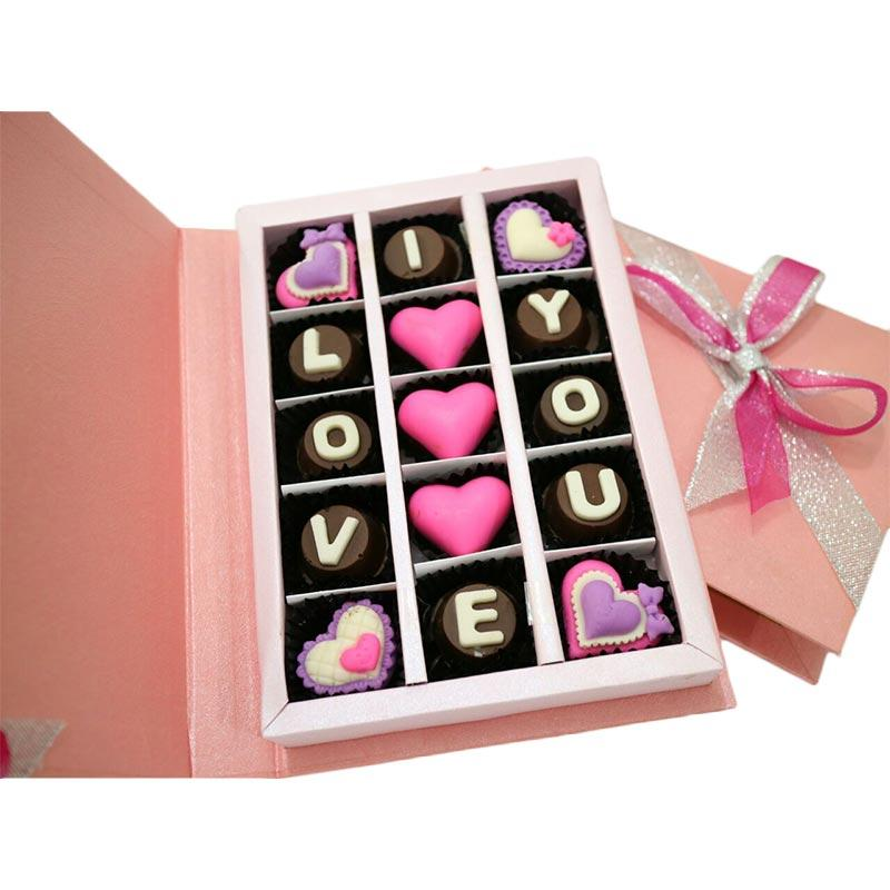 Jual trulychoco gift love pink coklat online harga kualitas trulychoco gift love pink coklat negle Image collections
