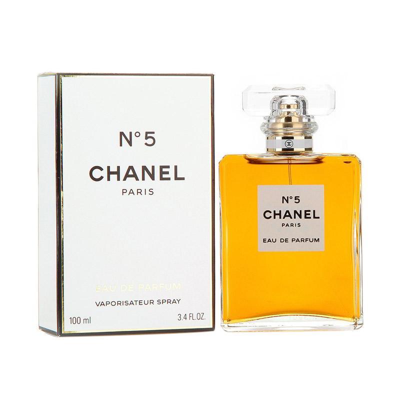 Chanel No 5 EDP Parfum Wanita [100 mL] Ori Tester Non Box