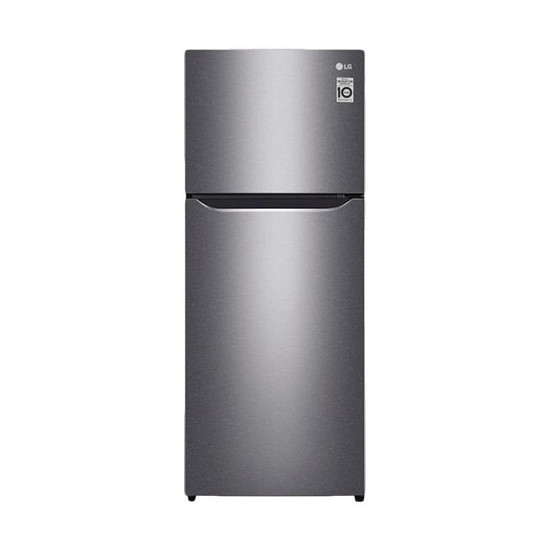 LG GN-B185SQBB Kulkas 2 Pintu [187 Liter]