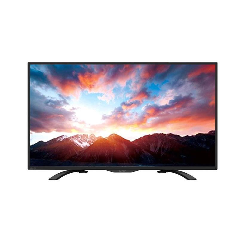 SHARP LC45LE280X LED TV - Black [45 Inch]