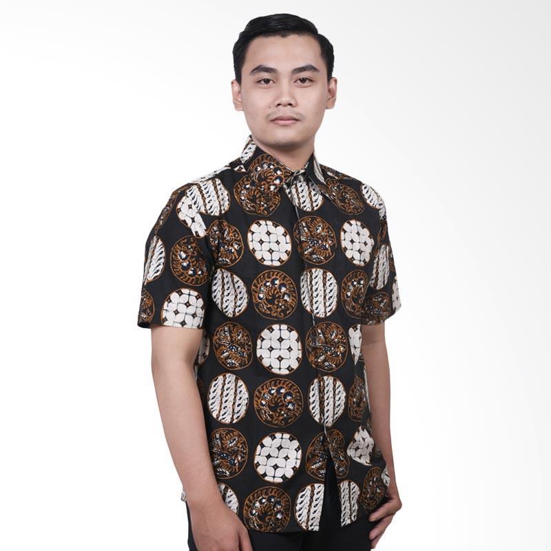 Canting Hijau De Sultan Batik Shirt
