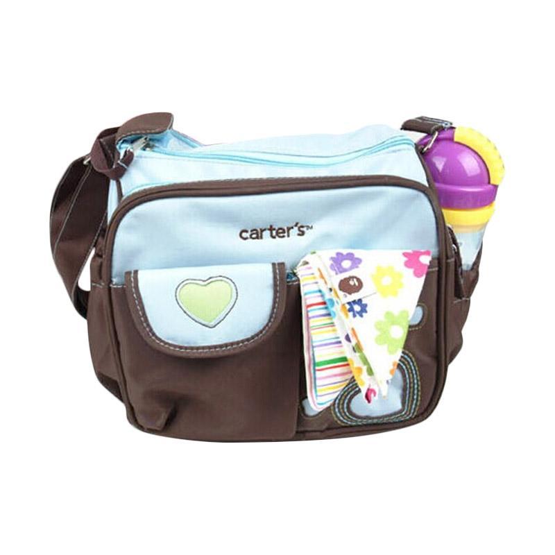 harga Carter's Mini Diaper Bag Tas Bayi - Blue Blibli.com