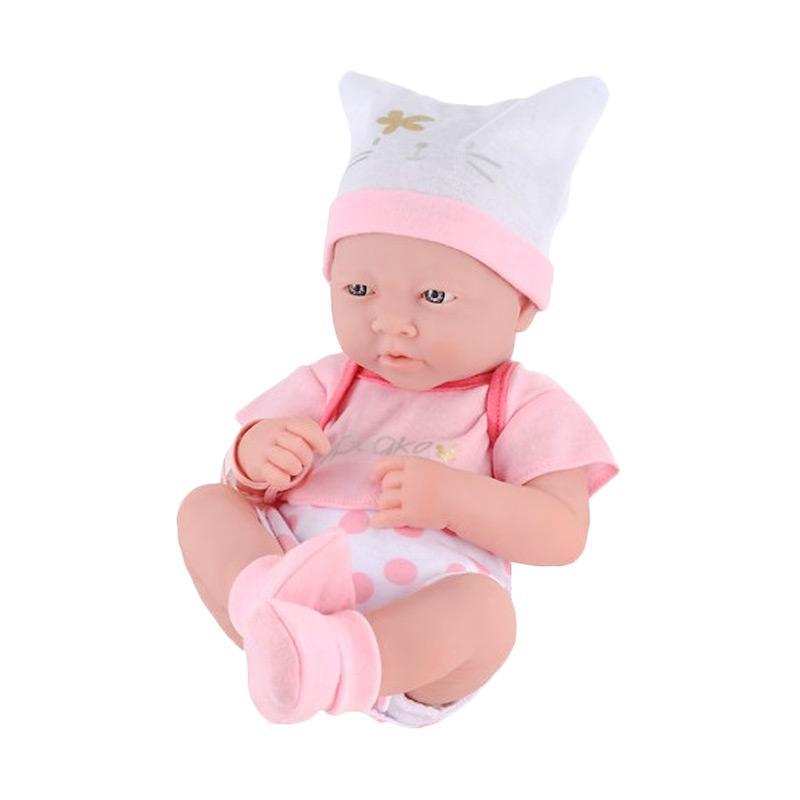 harga ELC Cupcake Newborn Baby Girl Doll Mainan Anak Blibli.com