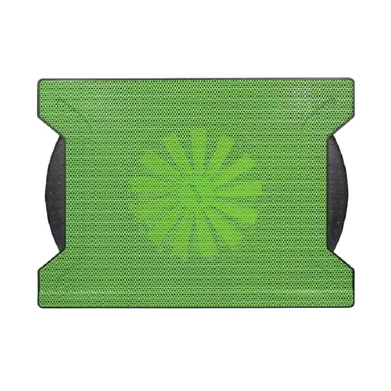 Xcool XCP-288 Cooling Pad - Hijau