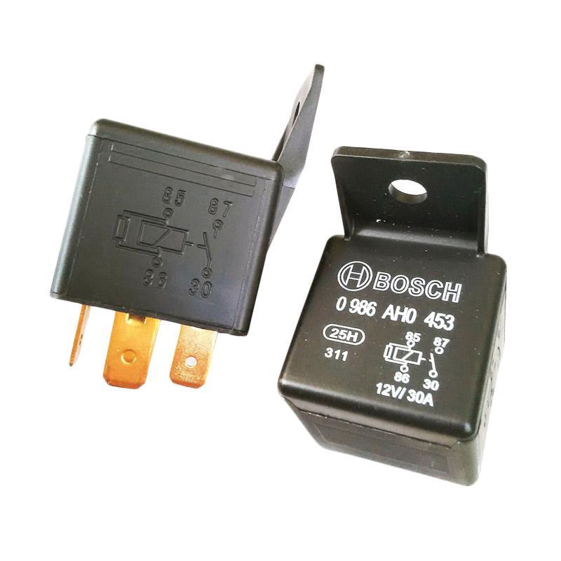 Bosch K4 Relay [30 A/12 V]