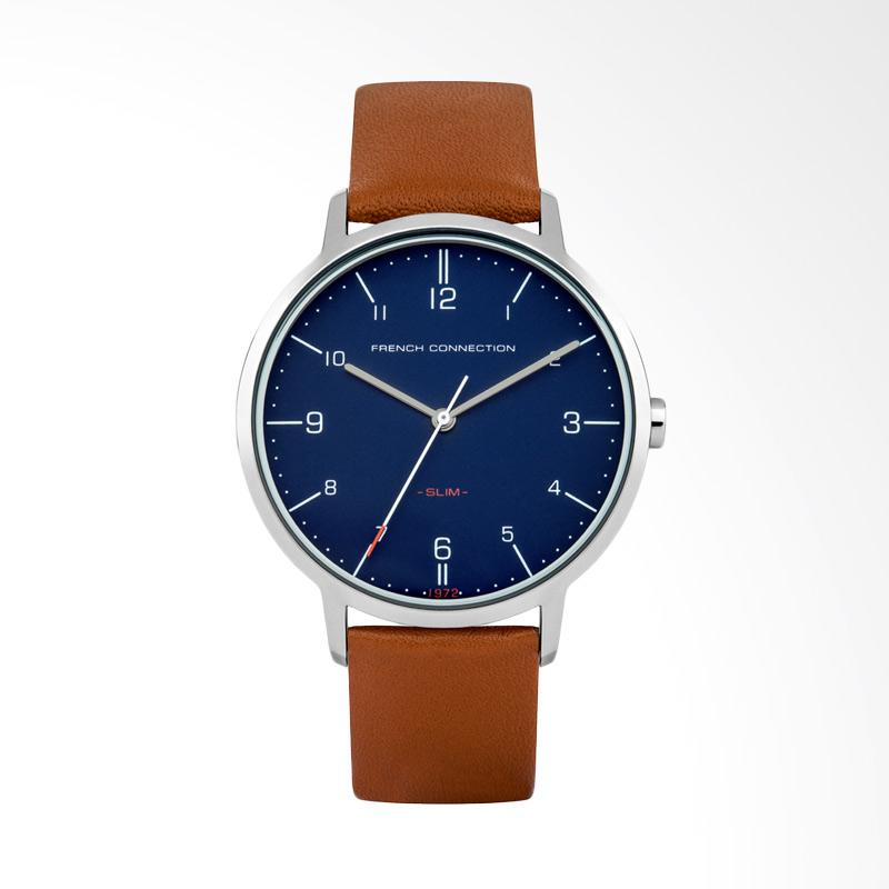 FCUK FC1258TU Leather Strap Man Watches