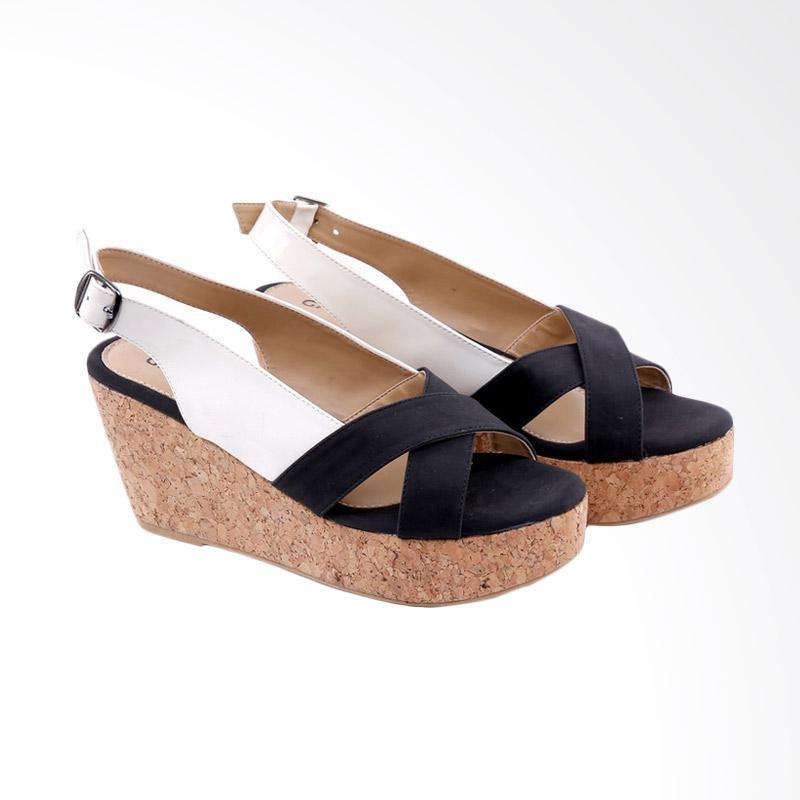 Garucci GGW 5182 Sepatu Wedges Wanita