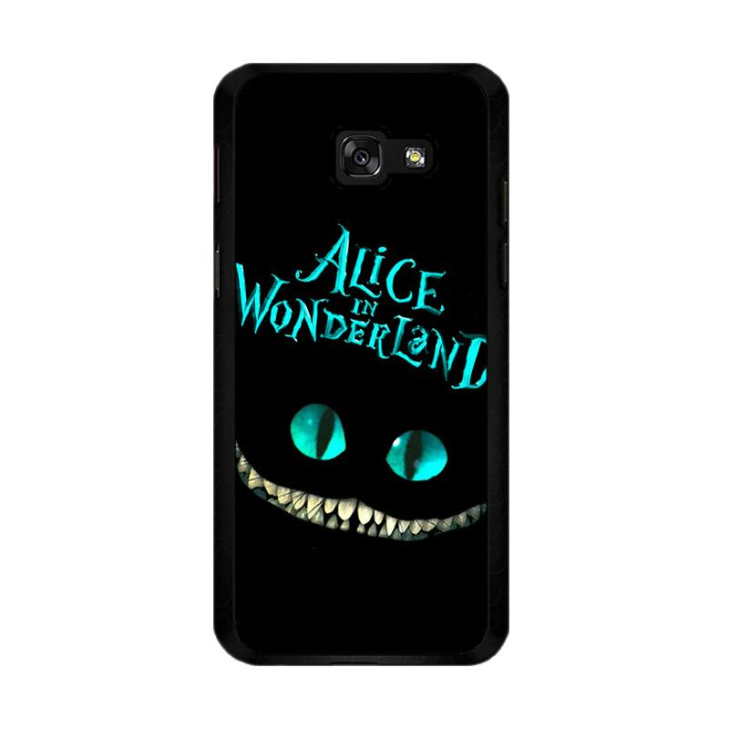 Flazzstore Alice In Wonderland F0148 Custom Casing for Samsung Galaxy A5 2017