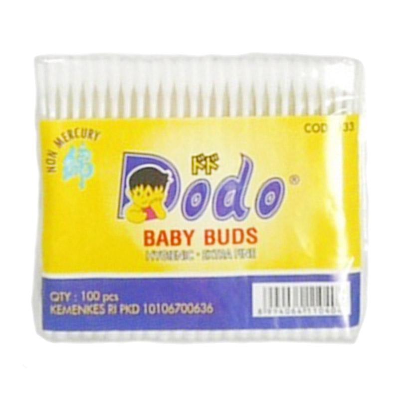 DODO Cotton Bud Baby - Putih [100 pcs]