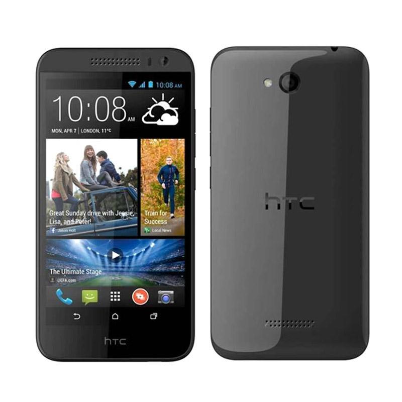 HTC Desire 616 Smartphone - Black [4GB/ 1GB]