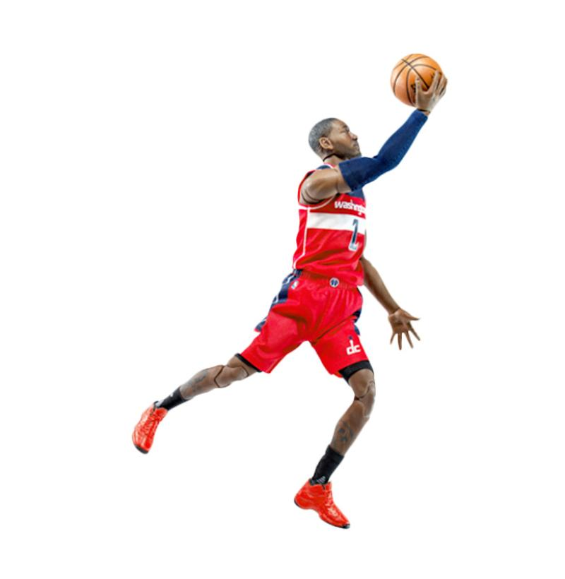 Enterbay NBA 1-9 John Wall MM-1204 Action Figure