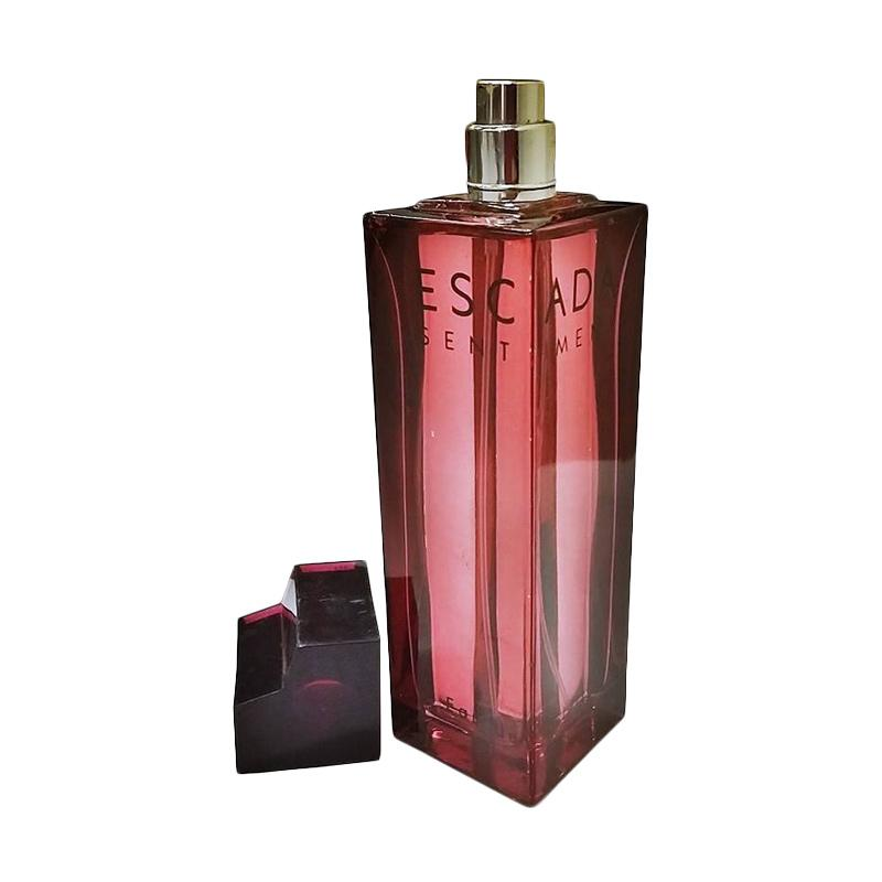 Escada Sentiment for Men EDT Parfum Pria [100 mL] Ori Tester Non Box
