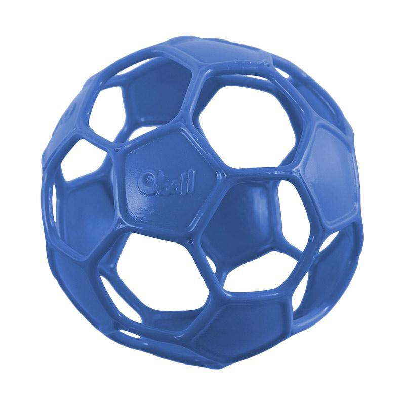 Oball Soccer Ball Mainan Anak - Blue