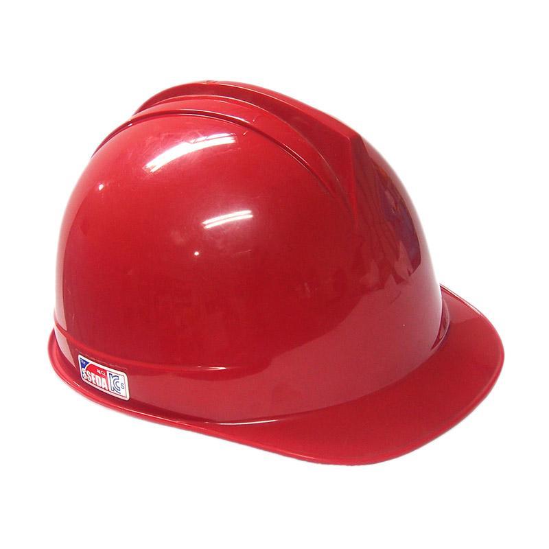 SSEDA Fashion I Helm Safety - Red