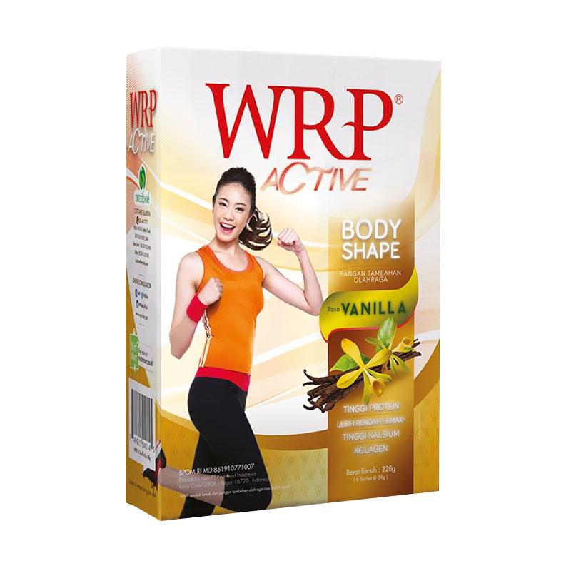 WRP Body Shape Balanced Vanila [228 g]