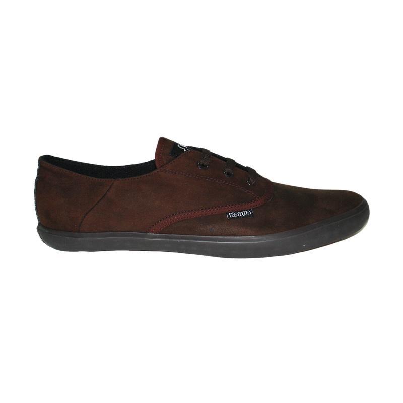 Jual Kappa K13CFL053A Suede Shoes - Brown Online - Harga   Kualitas  Terjamin  05844ca6de