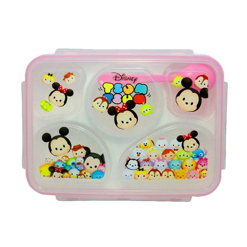 harga SOHO Tzum-Tzum Lunch Box [5 Sekat] Blibli.com