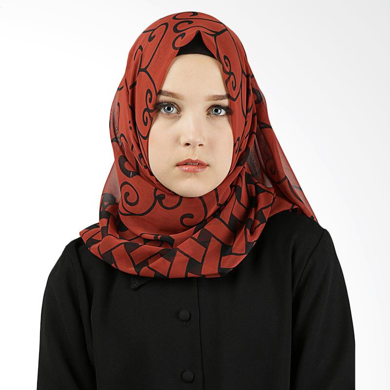Aitana Hijab PS-16-012 Pashmina Sifon