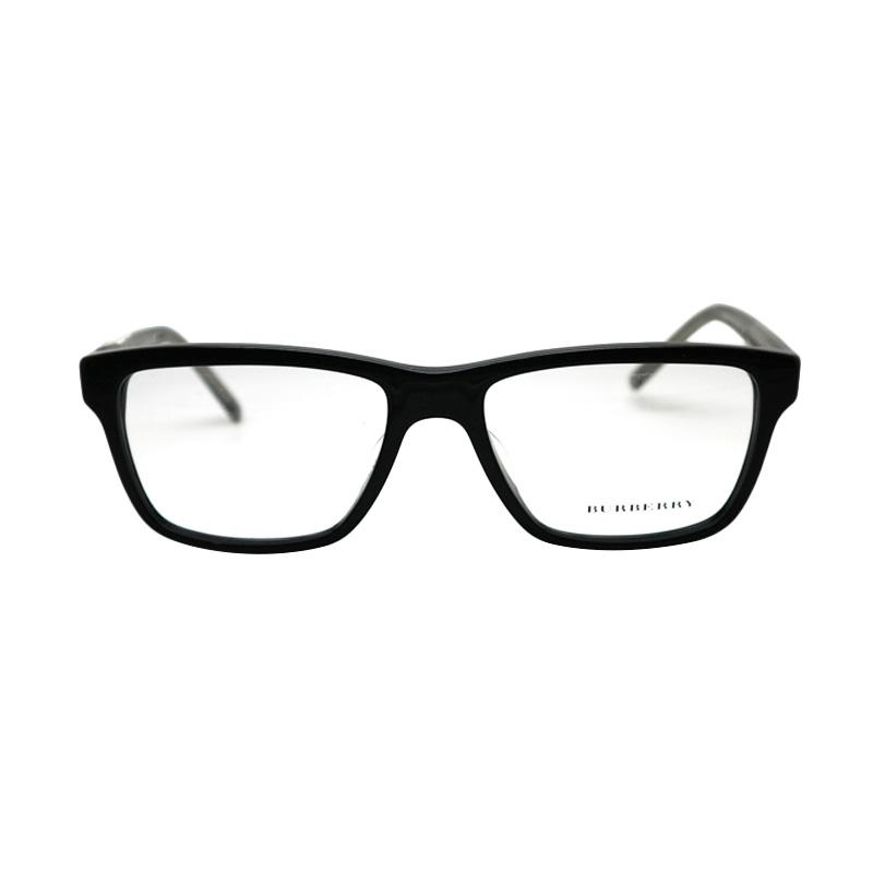 Burberry B 2223-F 3001 Kacamata - Black