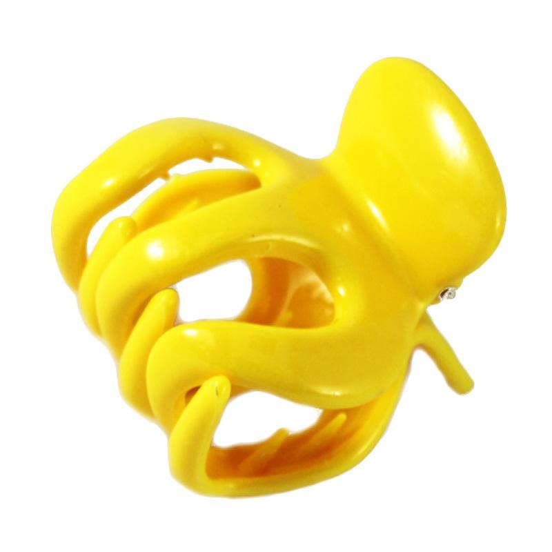 Enandem Jepit Rambut - Kuning