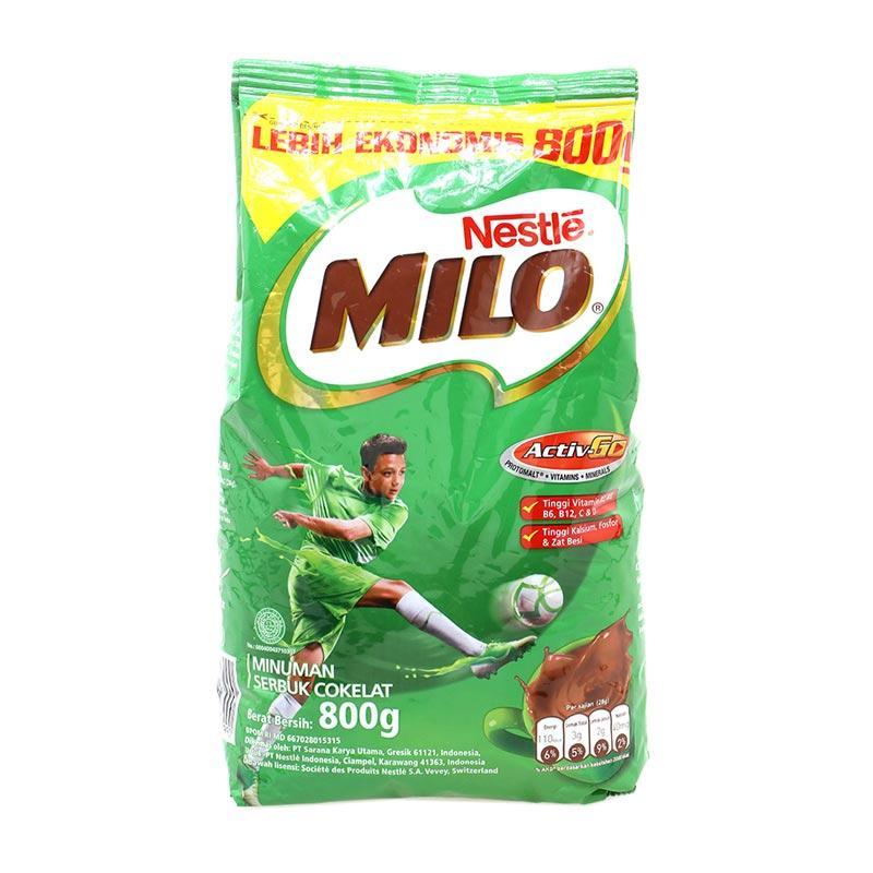 Milo Activ - Go Susu Formula [800g]