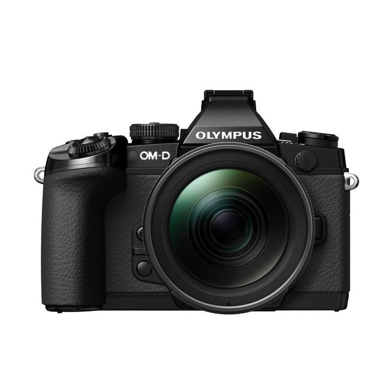 Olympus E M 1 + 12-40 Pro Black Black
