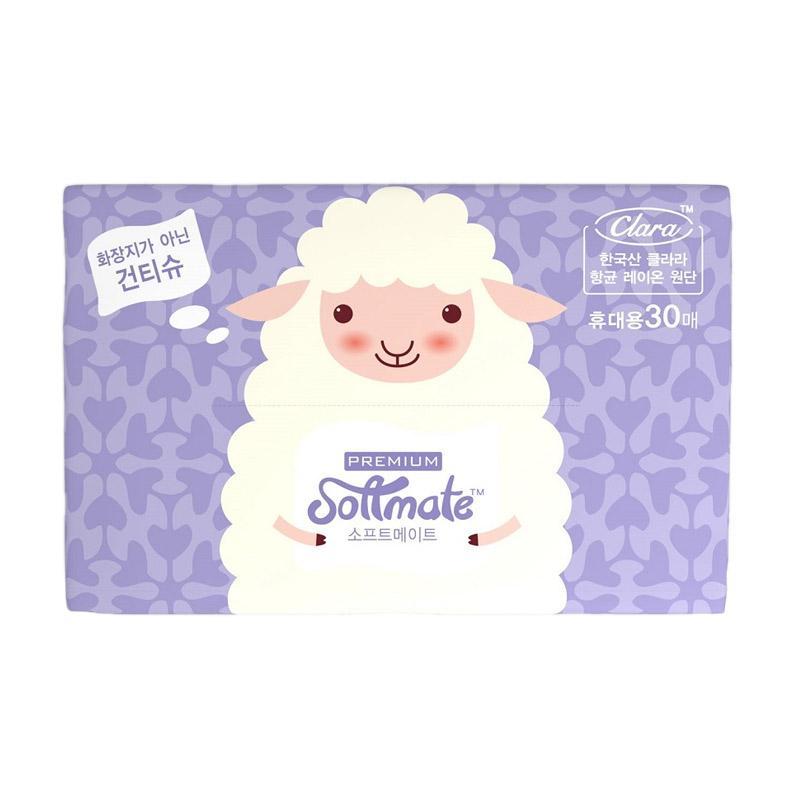 Softmate Tissue Premium 30 s