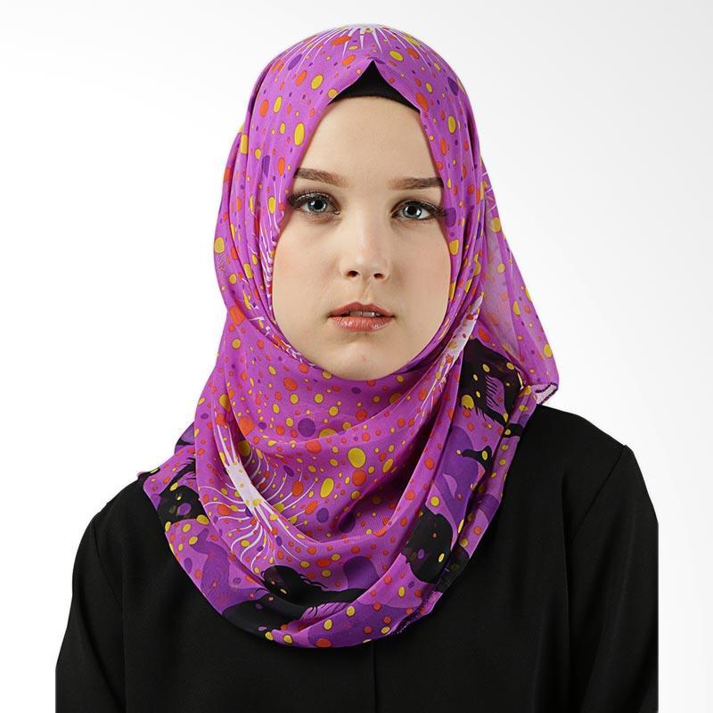 Aitana Hijab PS-16-013 Sifon Pashmina