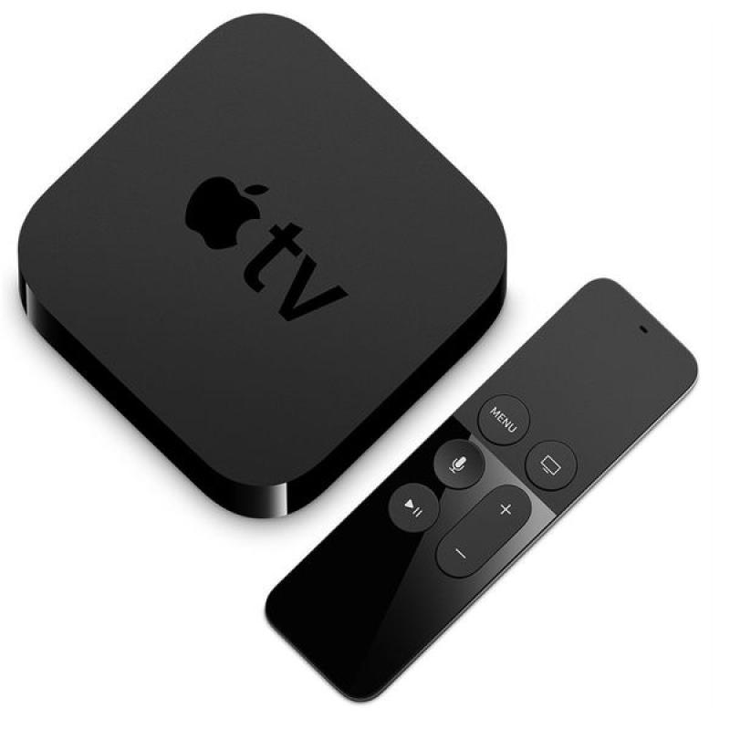 Apple TV 4th Generation - Black [32 GB]