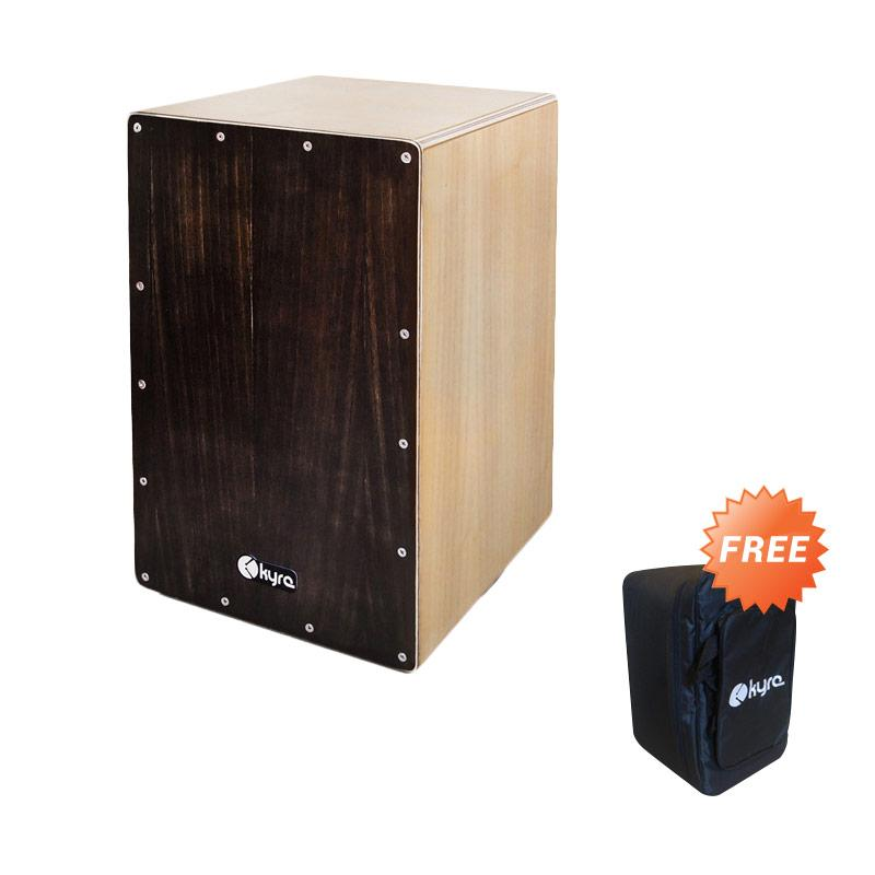 harga KYRE Cajon - Charcoal + Free Case Blibli.com