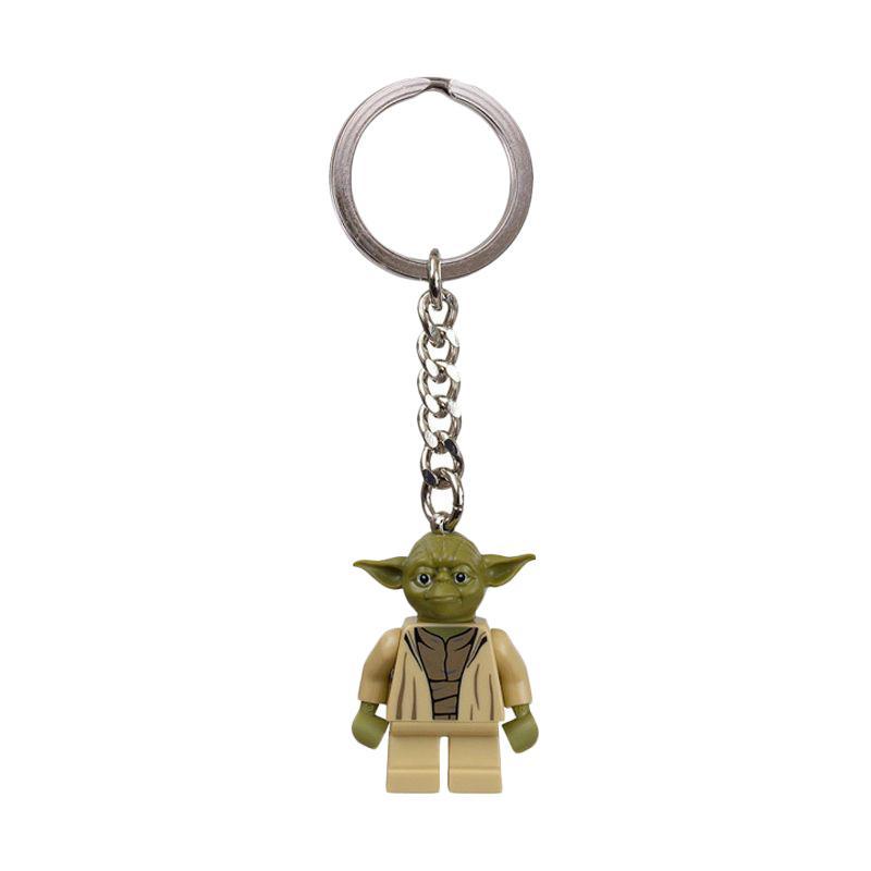 LEGO 853449 - Star Wars Yoda Key Chain Mainan Blok & Puzzle
