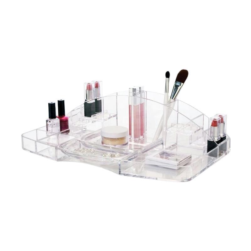 Acrylic Tipe A2 Makeup Organizer