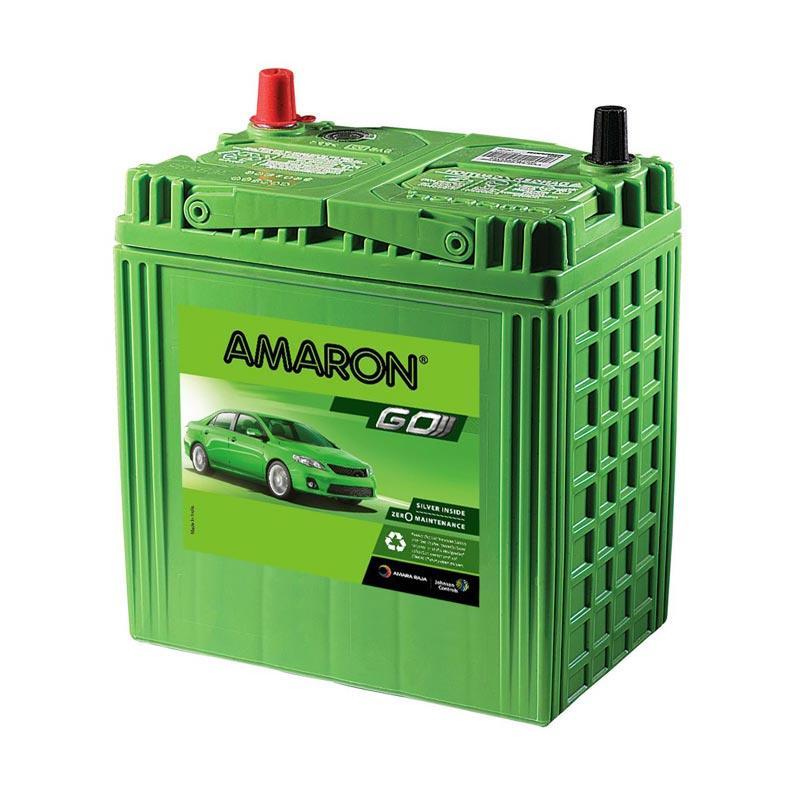 Amaron GO NS 60 LS Aki Mobil [45 Ah] 46B24LS