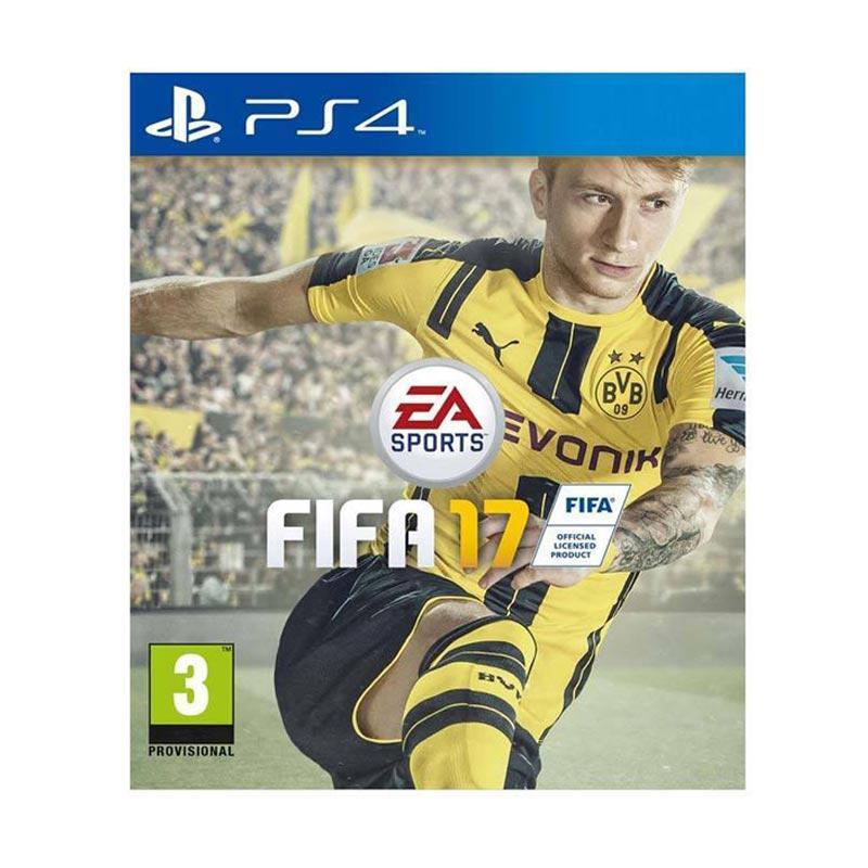 Sony PS4 FIFA 17 Blueray Disc