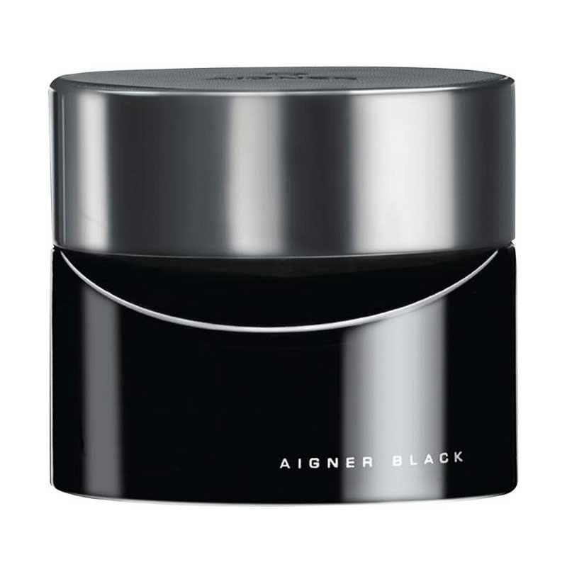 Aigner Black Man Parfum Pria [125 mL]