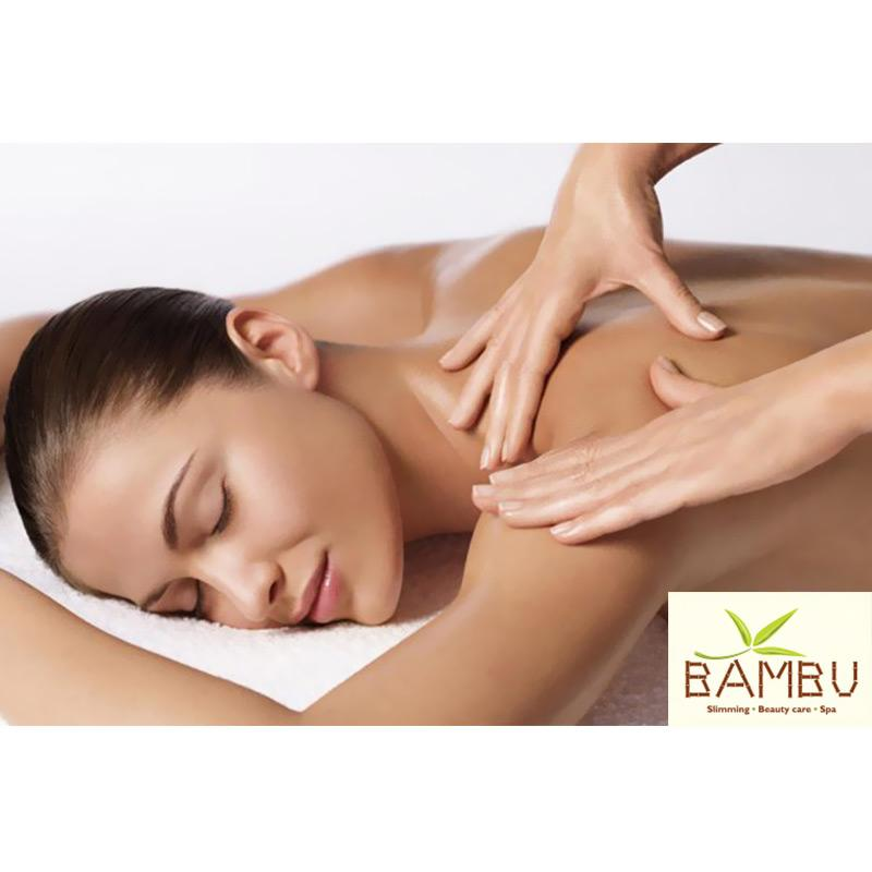 Bambu Spa Jegeg Spa Treatment E-Voucher