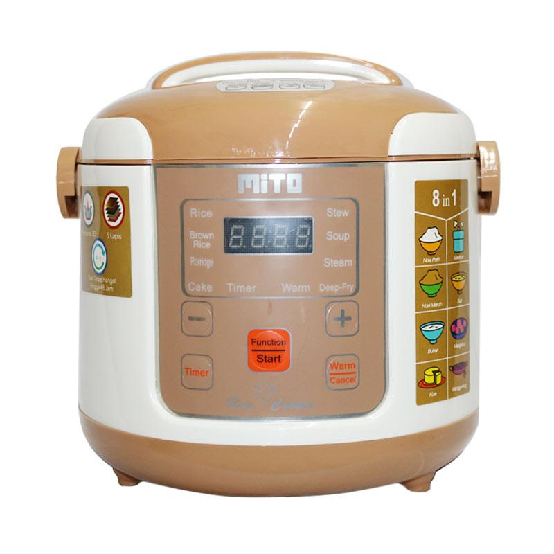 Mito R1 8in1 Digital Rice Cooker [1 L]