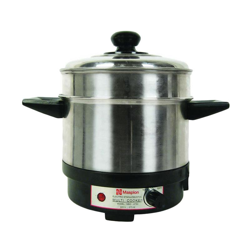 Maspion MEJ2750 Multi Cooker