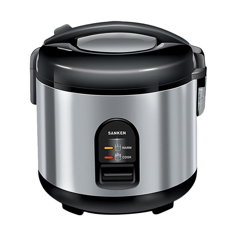 Sanken SJ-150 Rice Cooker - Hitam [1.2 L]