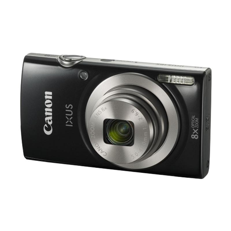 Canon IXUS 185 Kamera Pocket - Black