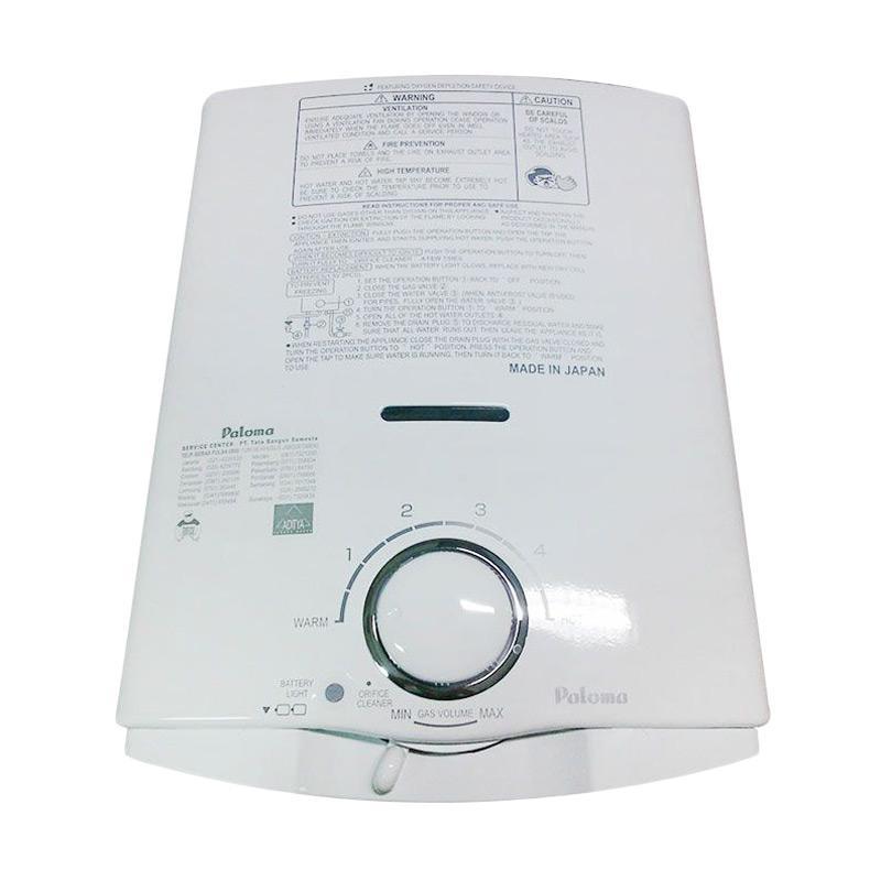 harga Paloma PH-5RX Gas Water Heater Blibli.com