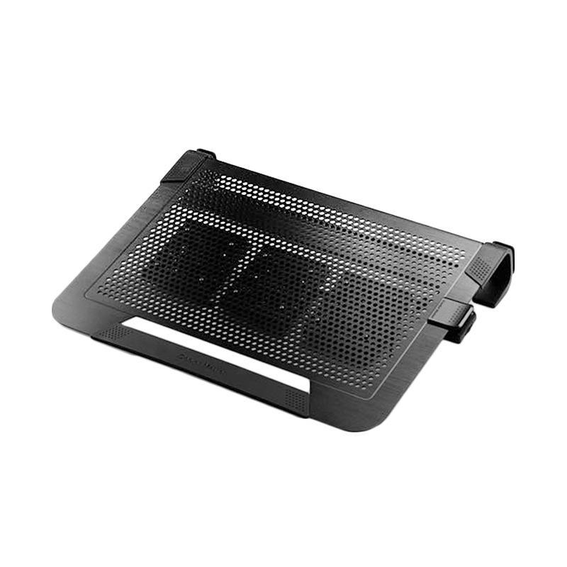 Cooler Master Notepal U3 Plus Cooling Pad - Black