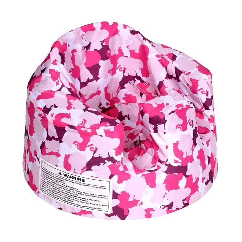 Bumbo Floor Seat Cover - Pink