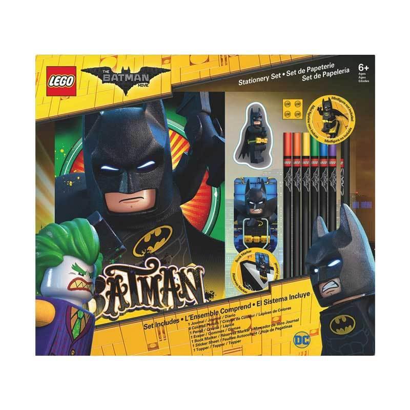 LEGO 51749 The Batman Movie Stationary Set