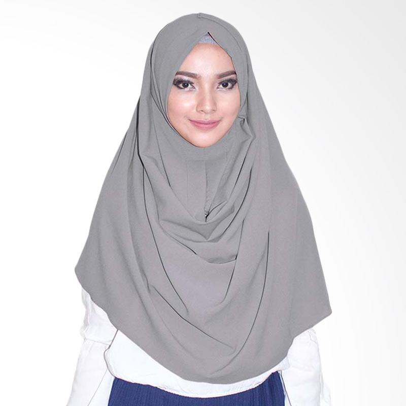 Milyarda Hijab Emily Hijab instan - Abu Tua