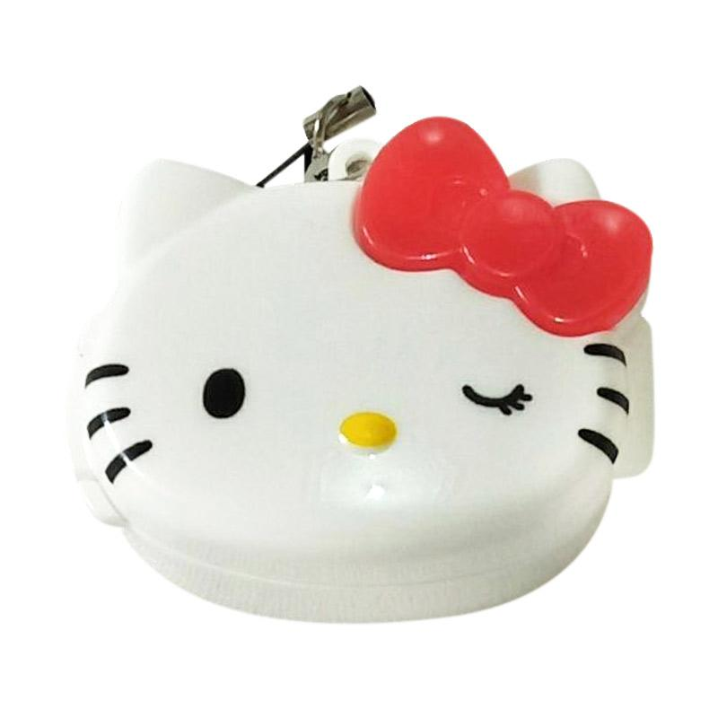 Hello Kitty Head HK Tempat Bulu Mata